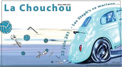 Etiquette La Chouchou